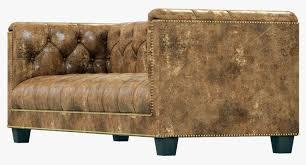 Leather Chair Restoration Restoration Hardware Savoy Leather Sofa 3d Model