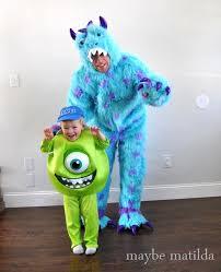 Monster Boo Halloween Costume Matilda Monsters Halloween Costumes