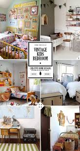 a bedroom with style ideas for a vintage kids room home tree atlas a bedroom with style ideas for a vintage kids room
