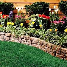 Landscaped Backyard Ideas Eddie Love Irises May Need To Use These In The Front Instead Of