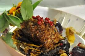 cuisiner des perdreaux c est de saison un perdreau rôti entier au genièvre stéphane