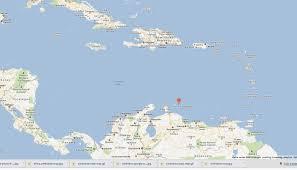 Map Netherlands Netherlands Antilles Map