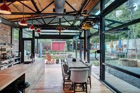 exceptional modern industrial texan dwelling casa bonita modern industrial home domiteaux baggett architects 05 1 kindesign