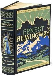 Barnes And Noble Court St Ernest Hemingway Four Novels Barnes U0026 Noble Collectible Editions