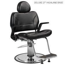 Reclining Salon Chairs Wide Reclining Salon Chair Keller International