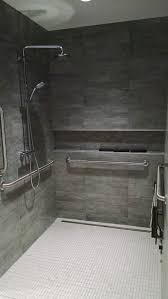 shower stunning barrier free shower base find this pin and more