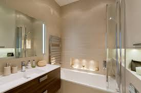 bathroom alcove ideas soaking tub shower combo 17