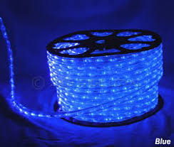 120 volt led rope light iron