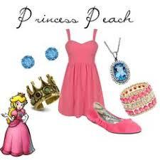 Princess Peach Halloween Costume Diy Princess Peach
