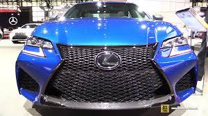 new lexus electric car 2016 lexus gsf exterior and interior walkaround 2016 new york
