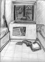 Sketch Kitchen Design by Sketch Diary Yaakov Shore Arafen