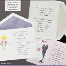 Wedding Invitations Kerry Invitation Printer Print Custom Invitations
