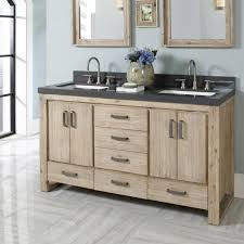 Fairmont Designs Bathroom Vanities Fairmont 1530 V6021d Oasis 60 Double Bowl Vanity Sand Pebble