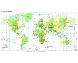 Detailed Map Of China by Maps Of Time Zones Of The World Collection Of Detailed Maps Of