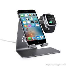 Phone Charging Stand by Spinido 2 In 1 Phone Desktop Tablet Stand U0026 Watch Charging Stand