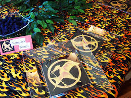 Hunger Games World Map by Hunger Games Party Supplies Hunger Games Party Ideas And S U2026 Flickr