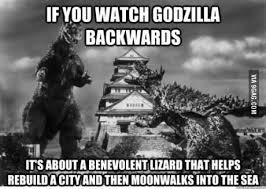 Godzilla Nope Meme - 35 best godzilla images on pinterest monsters king kong and