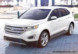 white ford edge 2015 ford edge color guide 2015 mkx lincoln mkx forum
