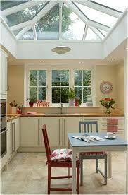 kitchen conservatory ideas using conservatories for kitchens home kitchens