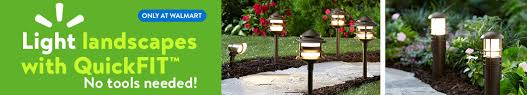Landscape Lighting Replacement Parts by Outdoor Lighting Walmart Com