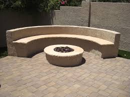 amazing fire pits deoration ideas u2013 brown laminated wooden square