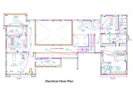 security guard house floor plan electrical drawing a necessary safety measure before starting