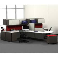 Desk Systems Home Office by Custom Re Manufactured Herman Miller Modular Office Furniture Systems