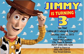woody toy story invitations ideas woody toy story cowboy