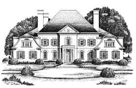 neoclassical house plans neoclassical house plan with 5698 square and 5 bedrooms from