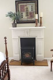 Fireplace Electric Heater Best 25 Fake Fireplace Heater Ideas On Pinterest Faux Mantle