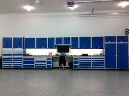 garage workbench and cabinets garage storage cabinets and workbenches garage workbench blue