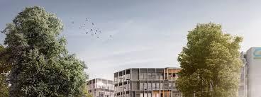 siege social credit lyonnais chagne au mont d or une nouvelle architecture pour le siège