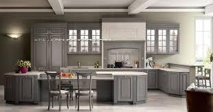 cuisine bois gris cuisine gris perle et bois meilleur idées de conception de maison