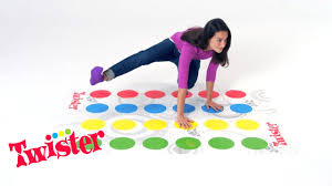 twister dot 3 hasbro gaming product demo twister youtube
