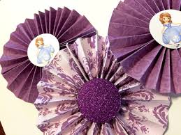custom paper fans sofia the emery