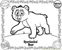 diego coloring book images