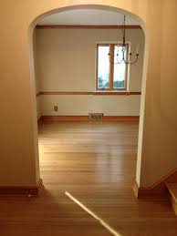 Trim For Laminate Flooring Married To Ginger Picking The Perfect Paint Color For Wood Trim