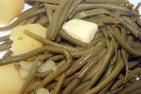 cuisiner haricots beurre recette de haricots verts tout simple et