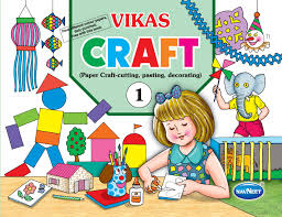 vikas craft a series of 2 books kids creative toys