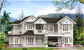 colonial house plan kerala home design and floor plans modern