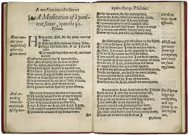 a very short biography of anne locke interesting literature