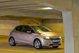 peugeot pink peugeot 208 1 2 vti active u0026 1 6 vti allure u2013 first drives fuel