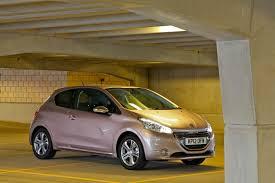 peugeot 208 models peugeot 208 1 2 vti active u0026 1 6 vti allure u2013 first drives fuel