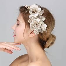 hair headbands baroque bridal hair jewelry wedding party headbands vintage