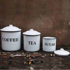 enamel kitchen canisters white enamel kitchen canisters set of 3 antique farmhouse