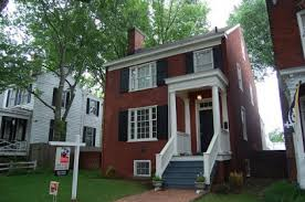 small colonial homes small s pre civil war house tour opens historic homes church