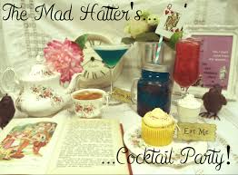 the mad hatter u0027s cocktail party mix u0026 twist