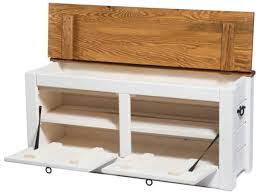 Bench With Shoe Storage Benches With Shoe Storage Hallway Storage Bench Shoe Cabinet With
