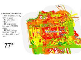 Current Temperature Map Taking The Temperature Of Local Openstreetmap Communities U2013 Mvexel