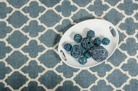 Porcelain Blue Rug We Offer Leather Rugs And Design Fabric Rugs